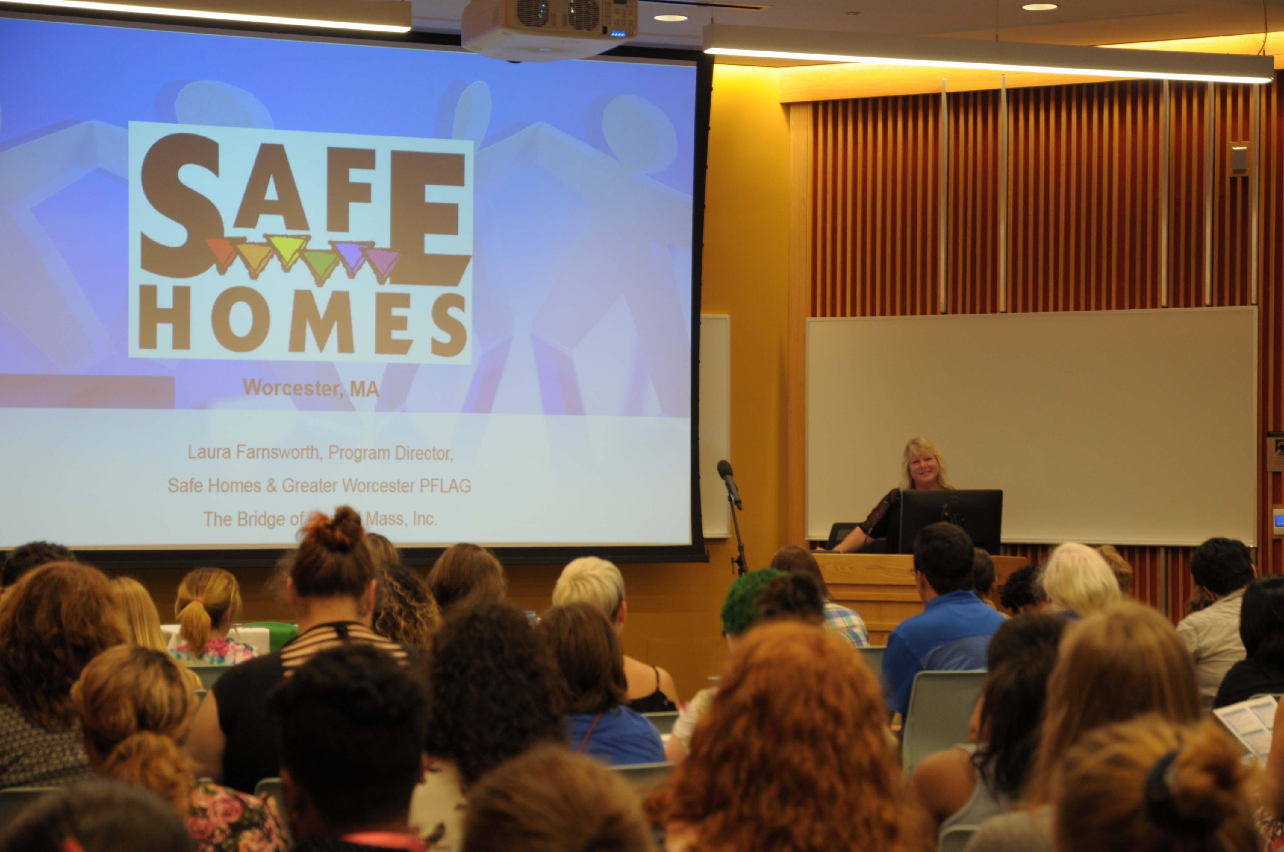 MWCC Tea Time Speaker Series Keynote Speaker Laura Farnsworth