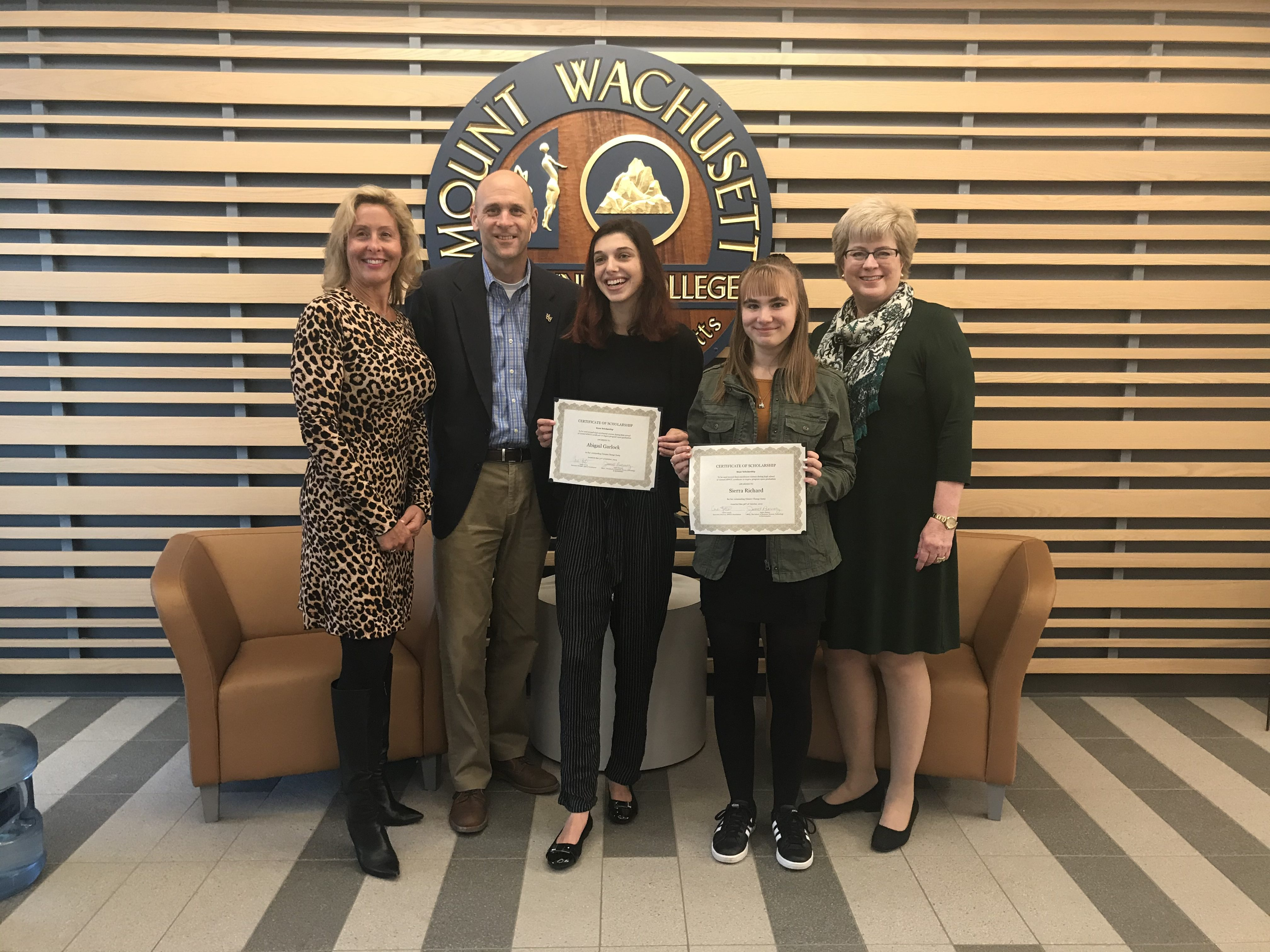 MWCC STEM Scholarship Winners