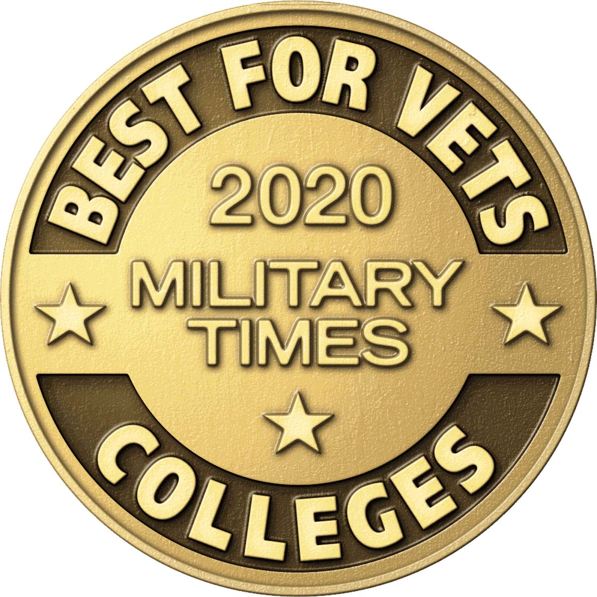 Military Times Best for Vets 2020