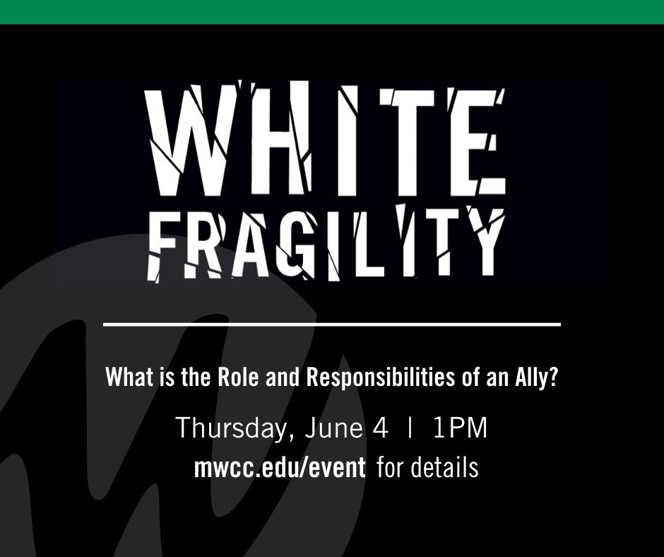 White Fragility Discussion