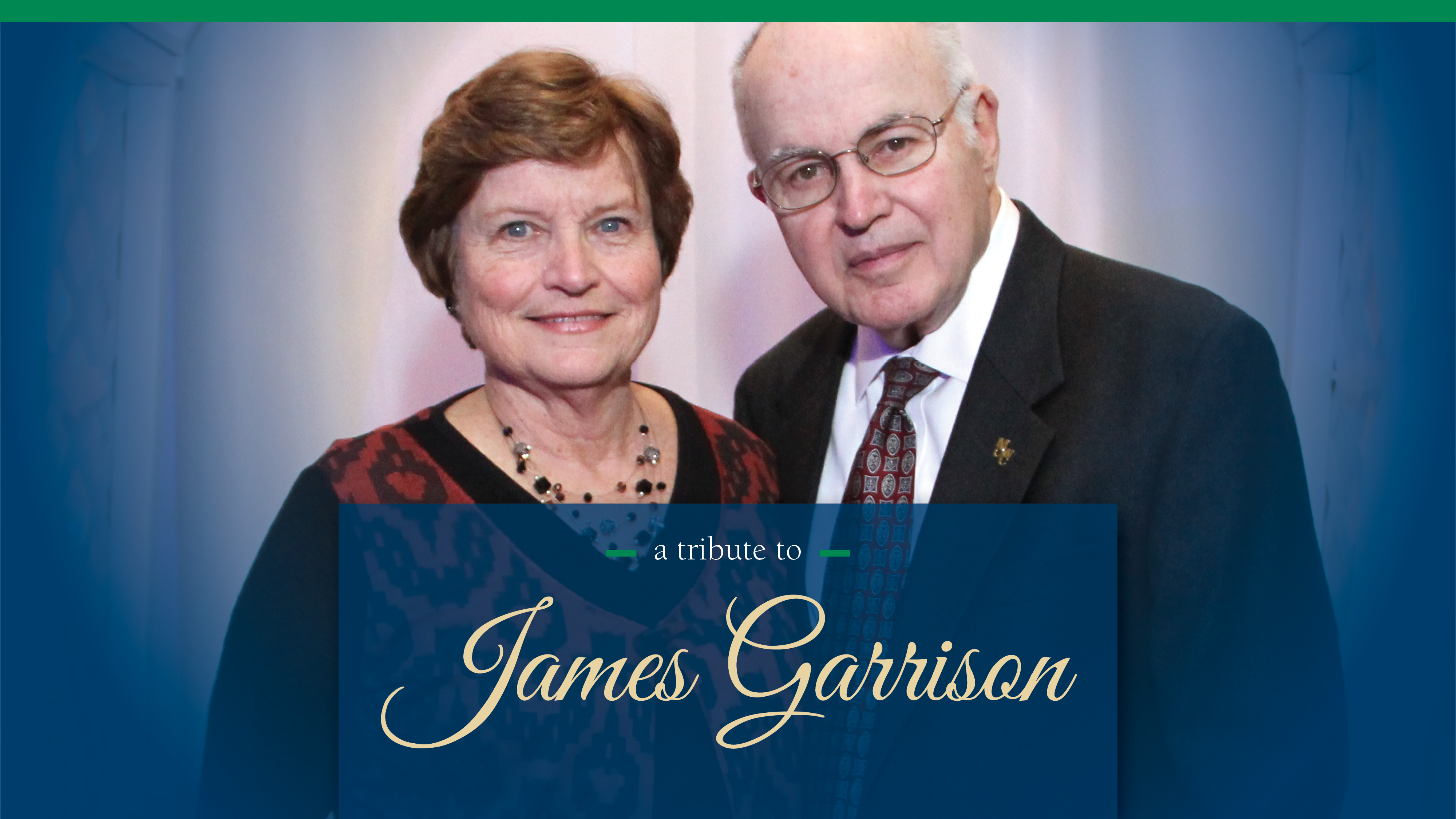 James and Peggy Garrison