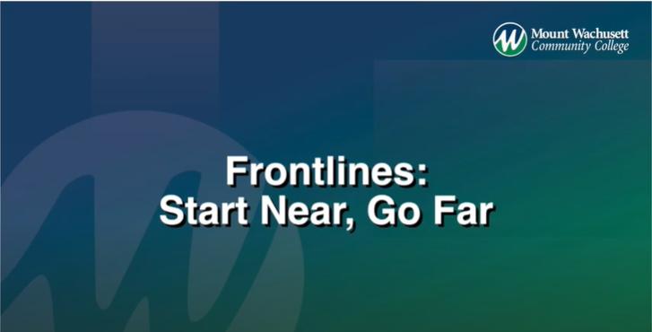 Frontlines of COVID 19 MWCC Alumni