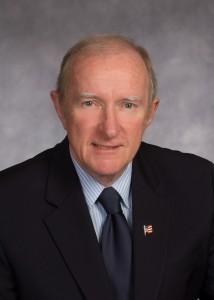 Headshot of Senator Stephen M. Brewer
